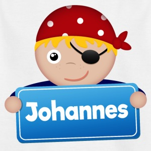 Petit Pirate John - T-shirt Enfant