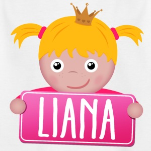 Little Princess Liana - T-shirt barn