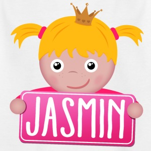 Little Princess Jasmine - Kids' T-Shirt