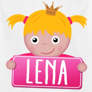 Little Princess Lena - T-shirt barn