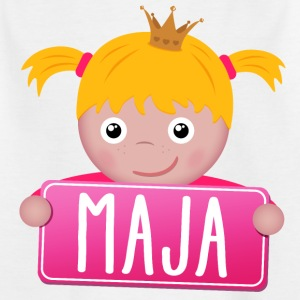 Little Princess Maja - Kids' T-Shirt
