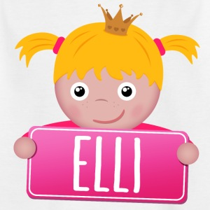 Little Princess Elli - T-shirt barn