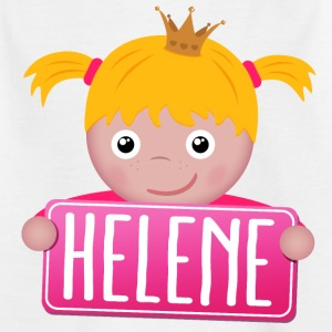 Little Princess Helene - Kids' T-Shirt