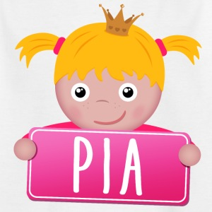 Little Princess Pia - Kinderen T-shirt