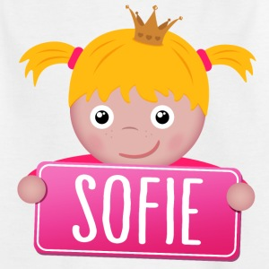 Little Princess Sofie - Kids' T-Shirt