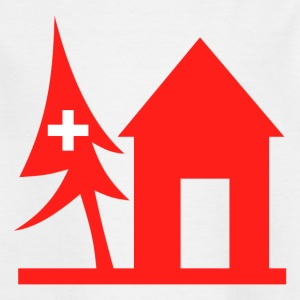 Swiss Spirit Collection - Børne-T-shirt