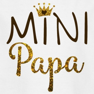 smaller Papa - Kids' T-Shirt