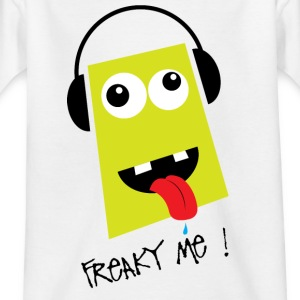 FREAKY ME! - T-skjorte for barn