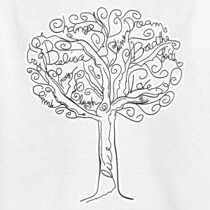 Tree of Life - Kinderen T-shirt