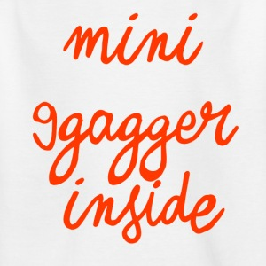 Mini-9gagger interior - Camiseta niño