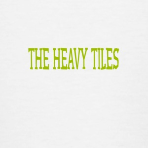 Heavy Tiles original logo collection - Kids' T-Shirt