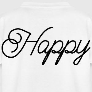 happy - T-shirt Enfant