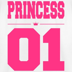 PRINCESS - T-shirt Enfant