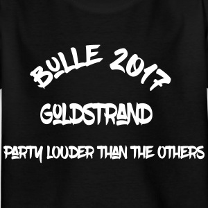 Goldstrand 2017 - Kids' T-Shirt