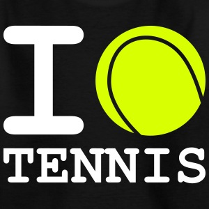 i love tennis - Kids' T-Shirt