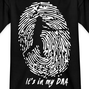 Baseball: It's in my DNA - Kids' T-Shirt