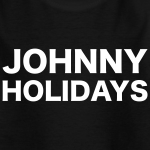 Johnny Vacaciones - Camiseta niño