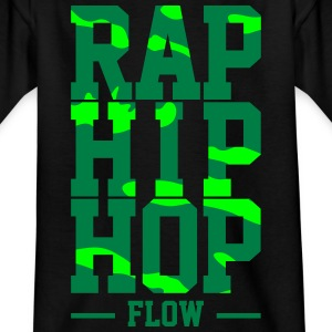 Rap Hip Hop Flow - Kinderen T-shirt
