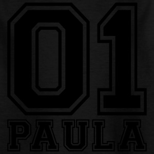 Paula - Name - Kinder T-Shirt