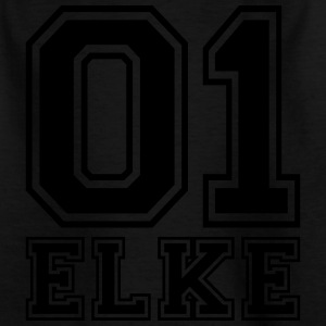 Elke - Name - Kinder T-Shirt
