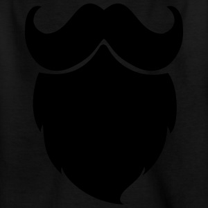 beard - Kids' T-Shirt
