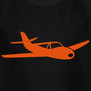 Small sports aircraft - Kids' T-Shirt
