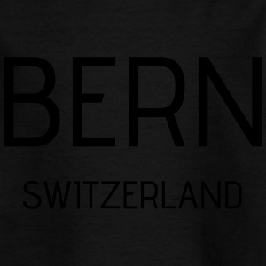 Bern - T-skjorte for barn
