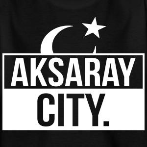 Aksaray City - Kinder T-Shirt