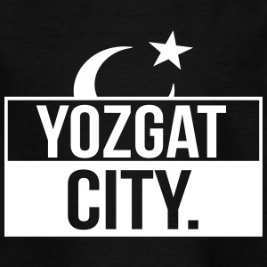 Yozgat by - T-skjorte for barn