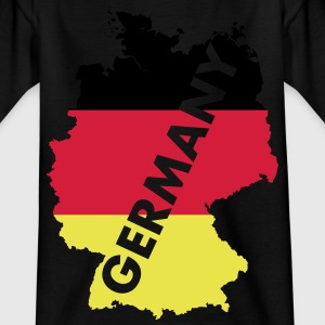 Germany - Kids' T-Shirt