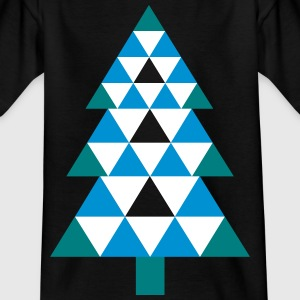 A Christmas Tree - Kids' T-Shirt