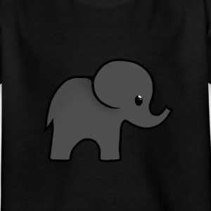 ellie-phant - Kids' T-Shirt