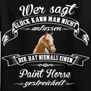 Paint Horse - Kinder T-Shirt