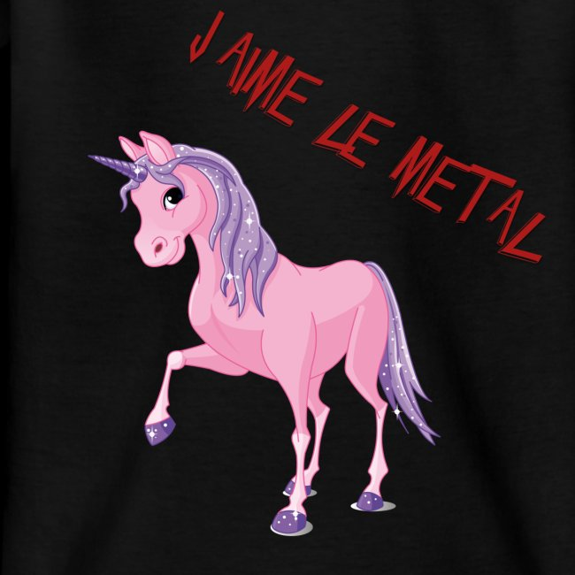 J'aime le metal