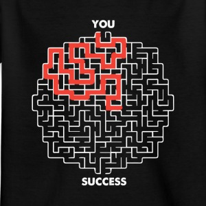 YOUR PATH TO SUCCESS - Kids' T-Shirt