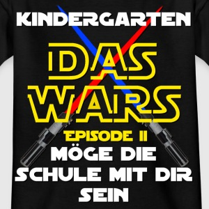 Kinder - THE WARS EP. 2 - Camiseta niño