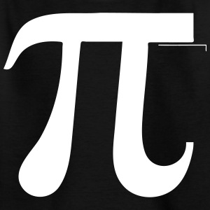 Pi - Kinder T-Shirt