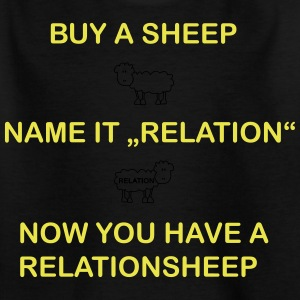 relation Sheep - T-shirt Enfant