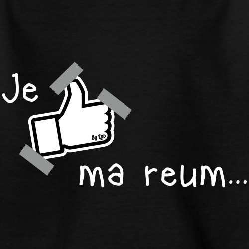 Like Reum - T-shirt Enfant