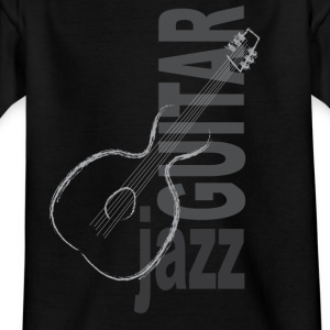 Jazz Guitar - T-shirt barn