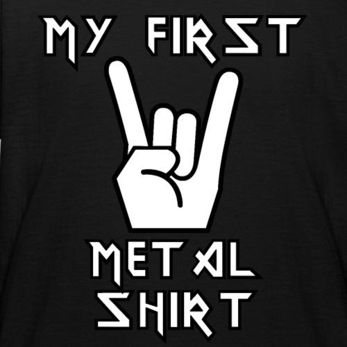 My First Metal Shirt - Kinder T-Shirt