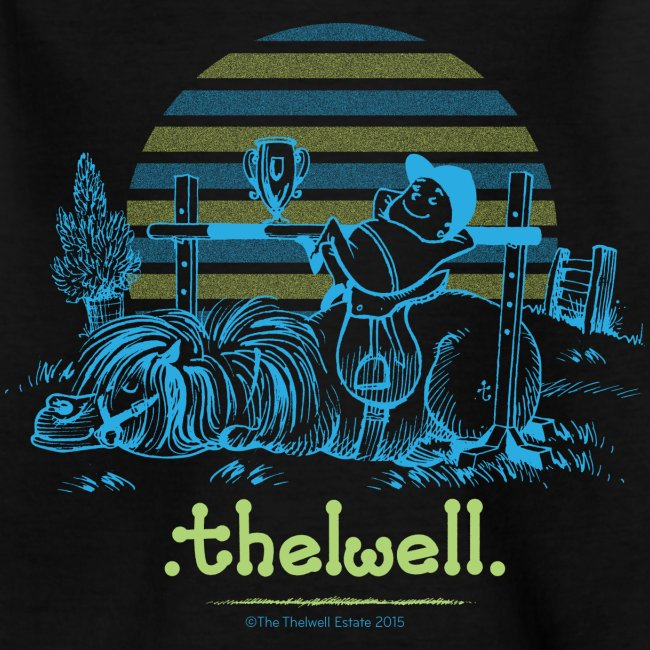 Thelwell Cartoon Pony Sieg