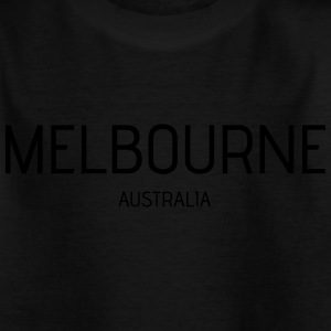 melbourne - Kinder T-Shirt