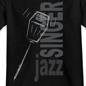 Jazz Singer - T-shirt barn