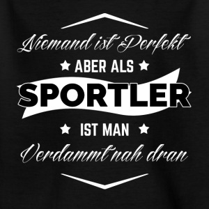 SPORTLER - Kinder T-Shirt