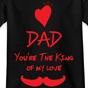 You are the king - Kids' T-Shirt