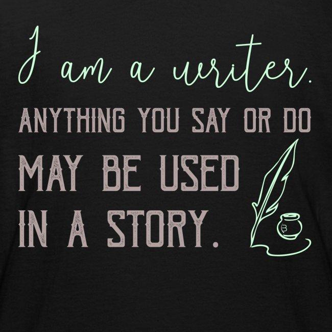0267 History | Author | Writer | story
