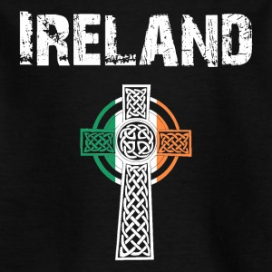 Nation-Design Ireland 03 - Kids' T-Shirt