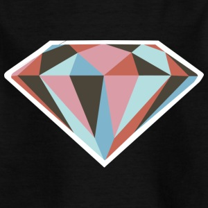 Diamant - Kinder T-Shirt