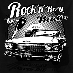 Radio rockandroll 03 - Kids' T-Shirt